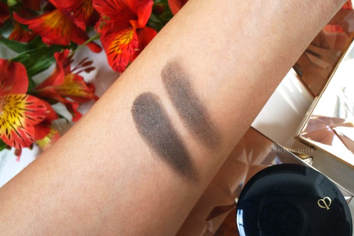 cle de peau beaute cream shadow smoke stream