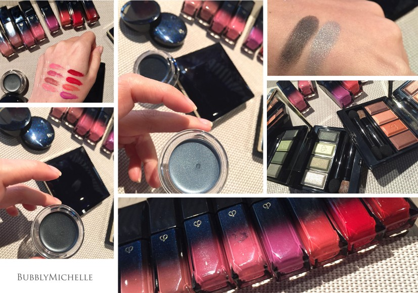 Cle de peau fall collage for blog
