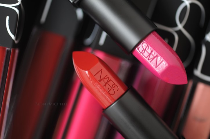 NARS Audacious lipsticks fall 2016