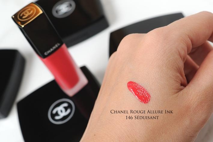 Rouge allure ink seduisant