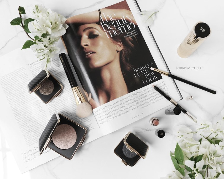 Victoria Beckham makeup Estee