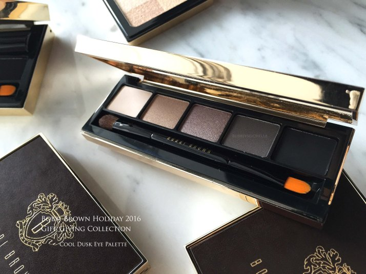 Bobbi brown holiday gifting 2016