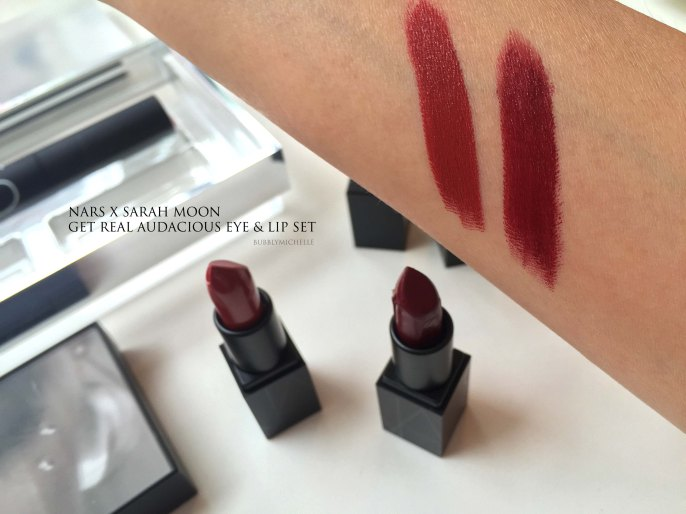 NARS Get Real eye & lip set