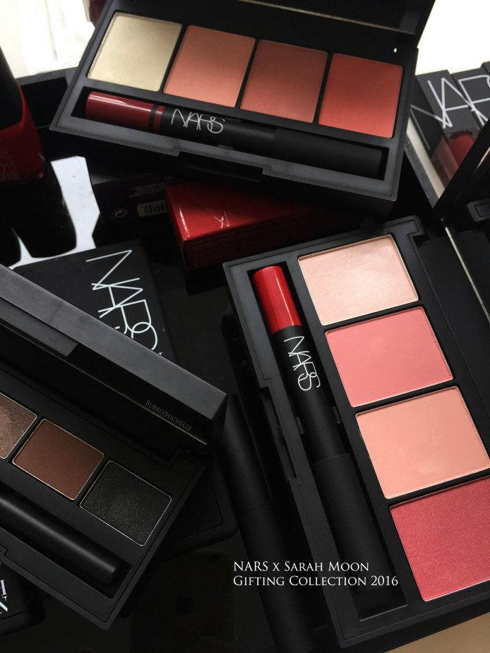 NARS Sarah Moon Gifting collection