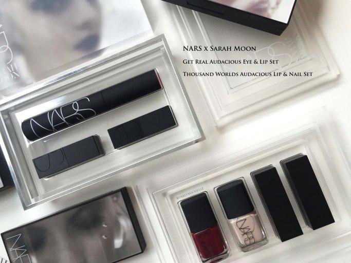 NARS sarah moon gifting