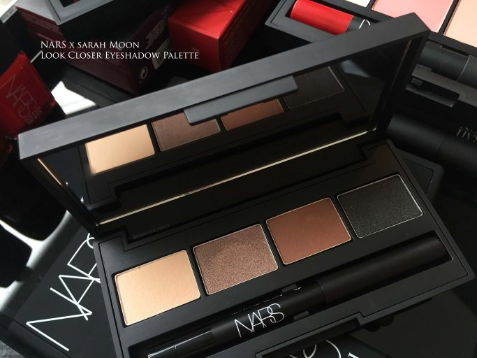 NARS Sarah Moon Look Closer palette