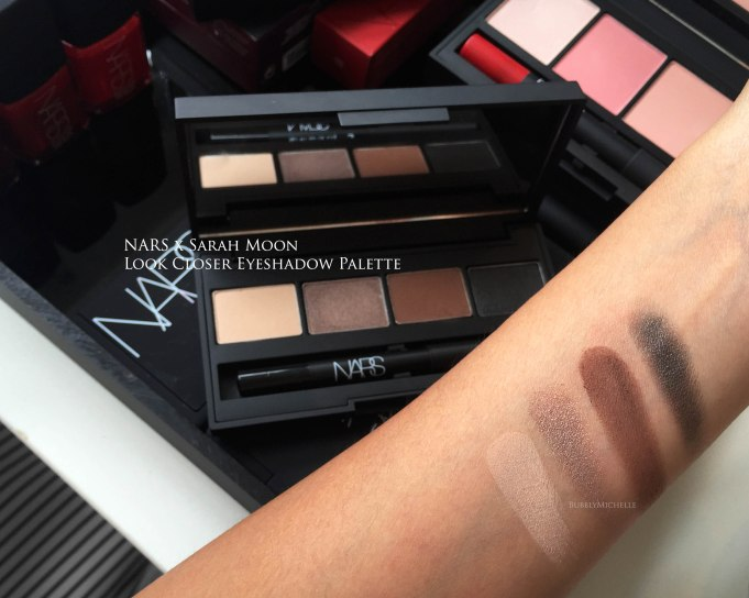 NARS Look closer eyeshadow