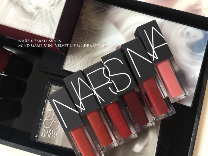 NARS Mind game Velvet Lip Glide