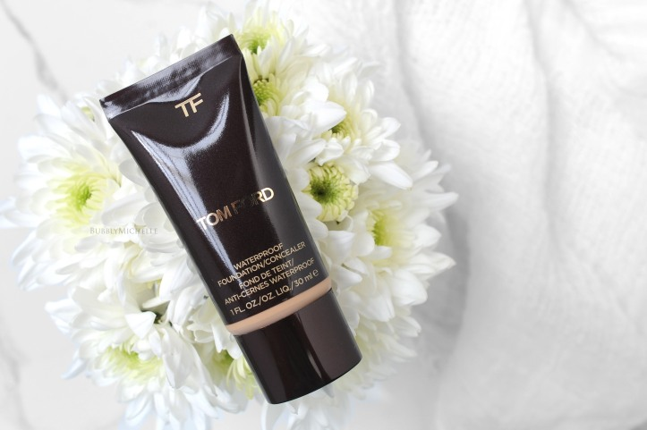 Tom ford waterproof foundation review