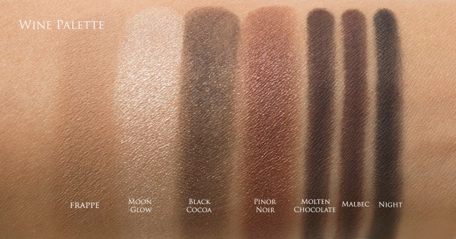 Bobbi brown wine palette