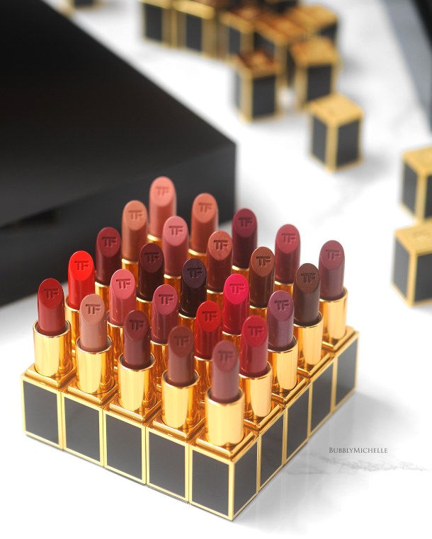 Tom Ford Lips and Boys 2016