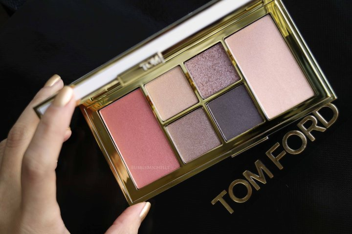Tom Ford Solar Exposure Palette | Photos, Swatches & Review