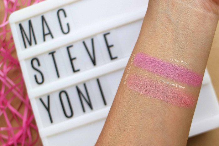 MAC Steve J & Yoni P