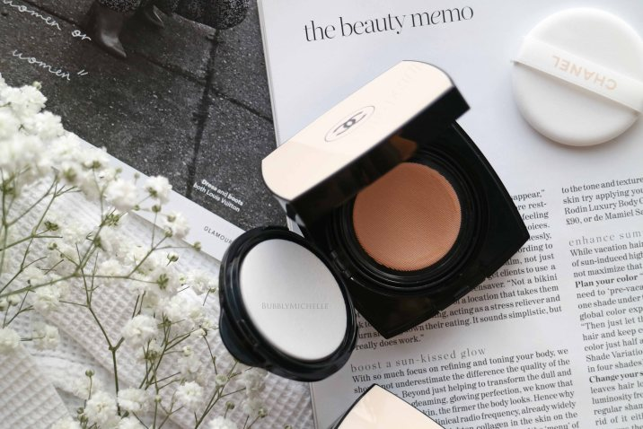 Chanel Healthy Glow Gel Touch Foundation