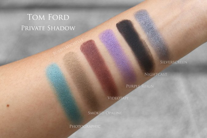 Tom Ford Private Shadows