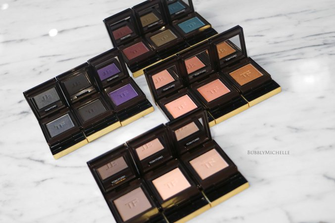 Tom Ford Private shadows