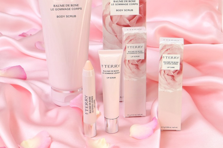 By Terry baume de rose 2018