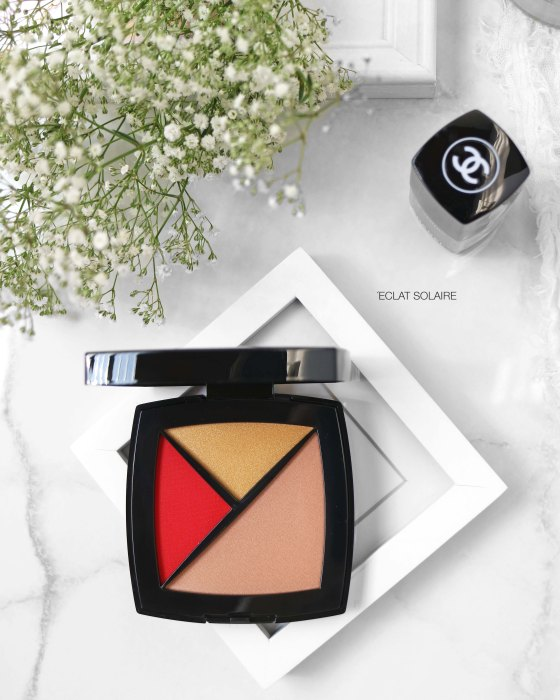 Chanel eclat solaire