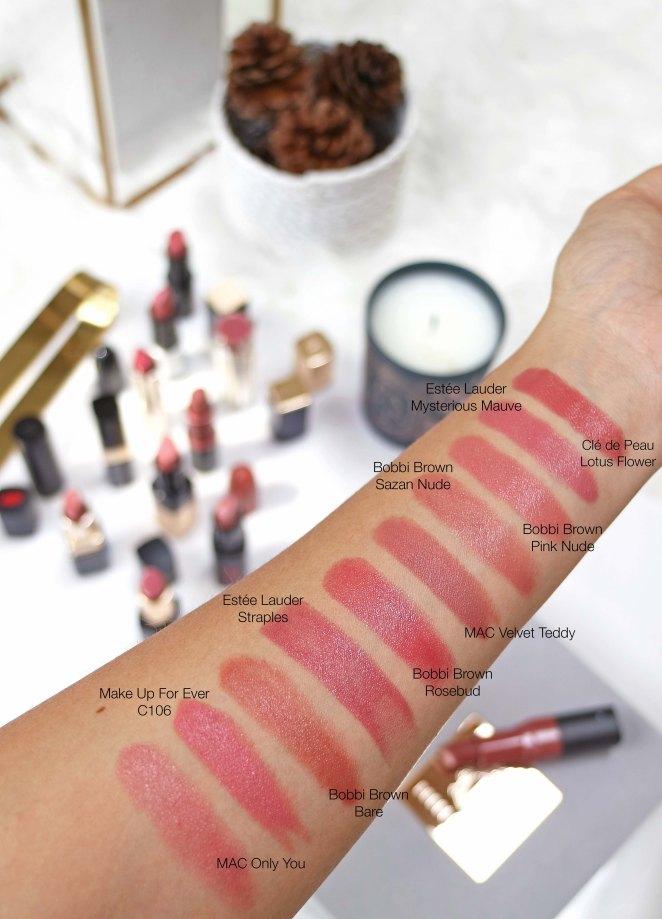 MLBB lipsticks favourite