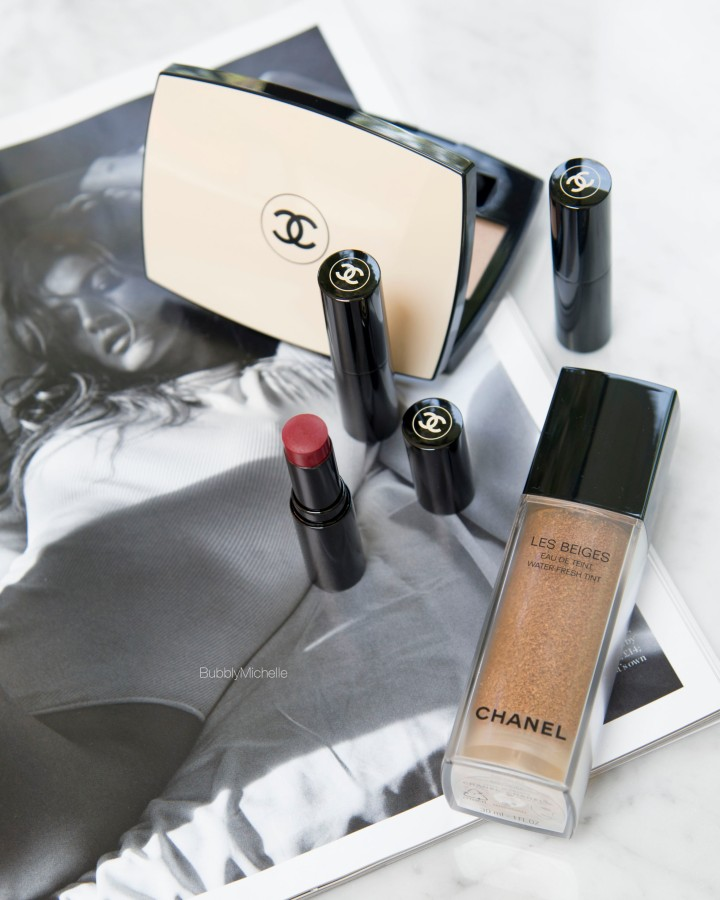 8dd9fba66ff For the lips, Healthy Glow Lip Balm adds the perfect hint of colour. A  universally flattering warm brick red for a stained effect.
