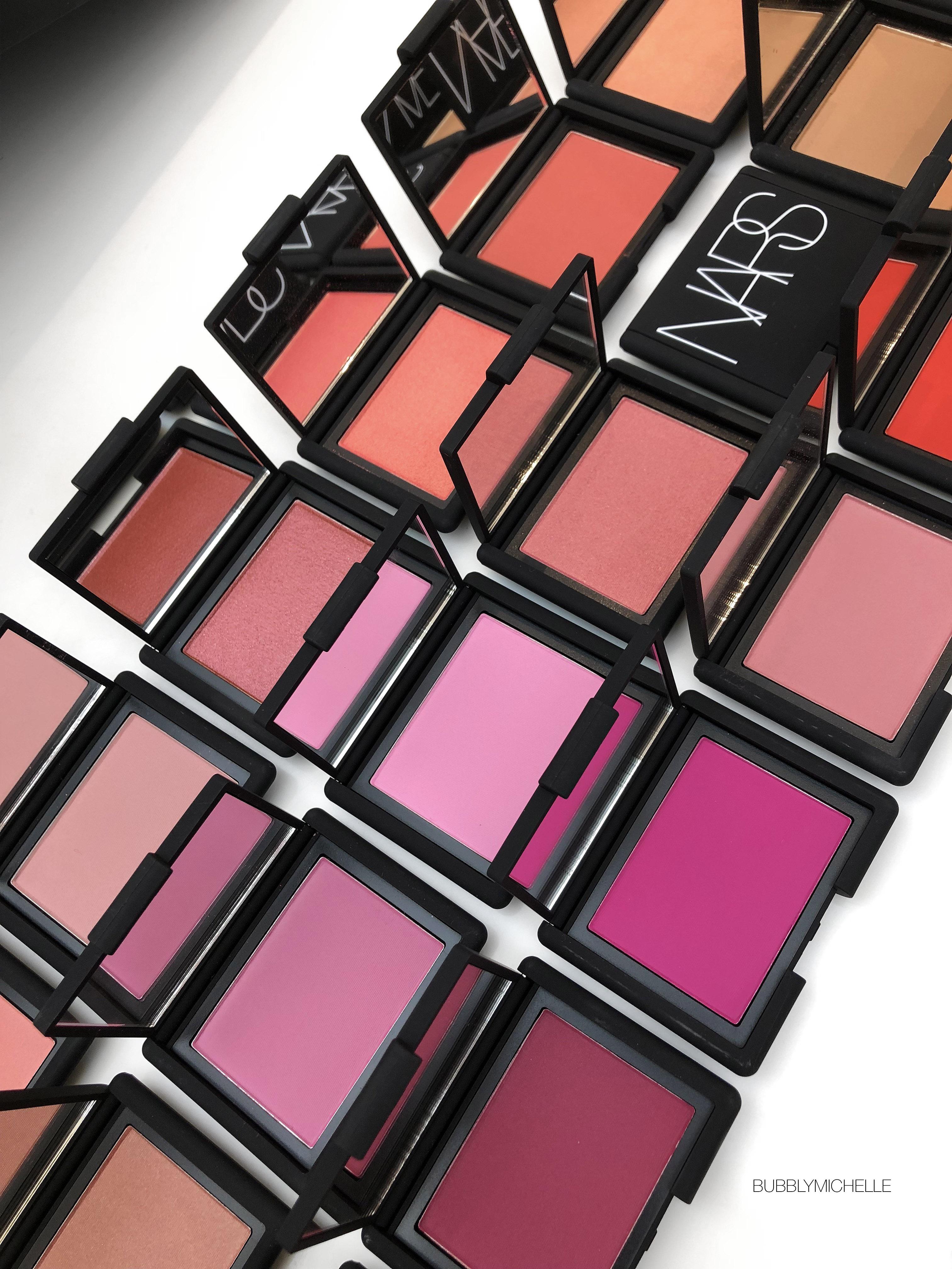 nars spring blush 2020