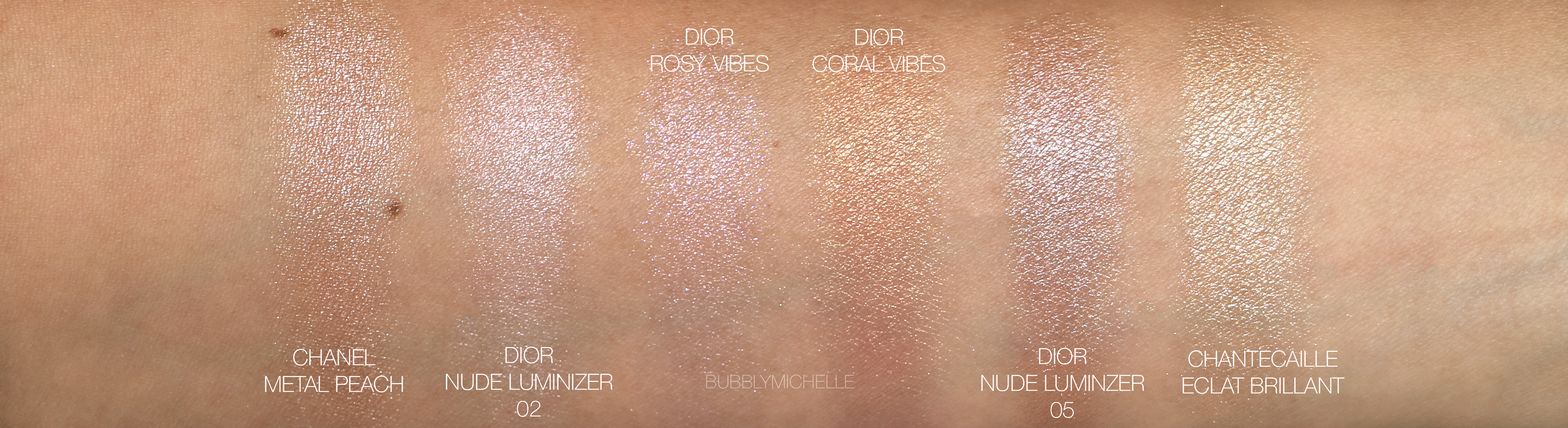 Dior nude luminizer