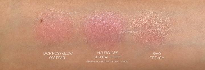 Dior rosy glow 2020 blush