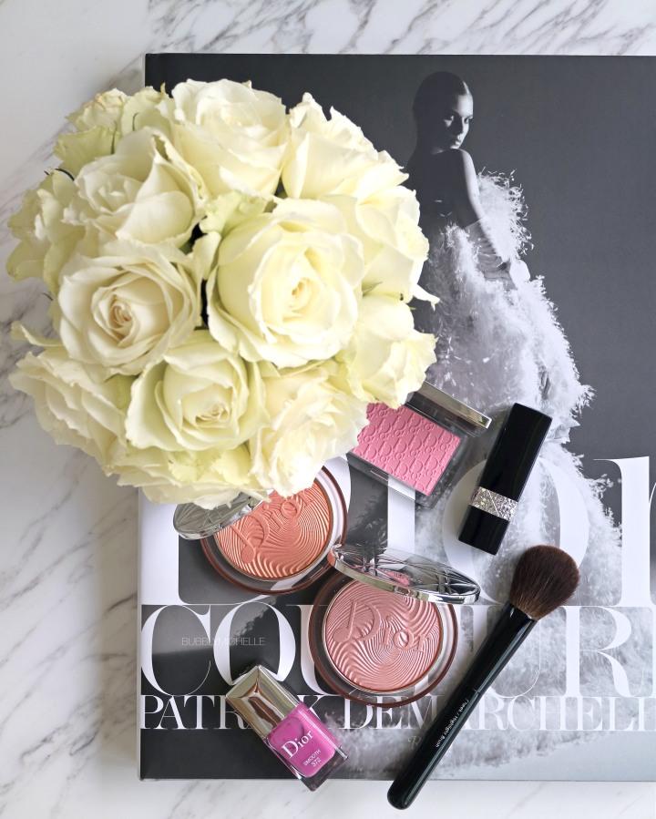 Dior Spring 2020 makeup