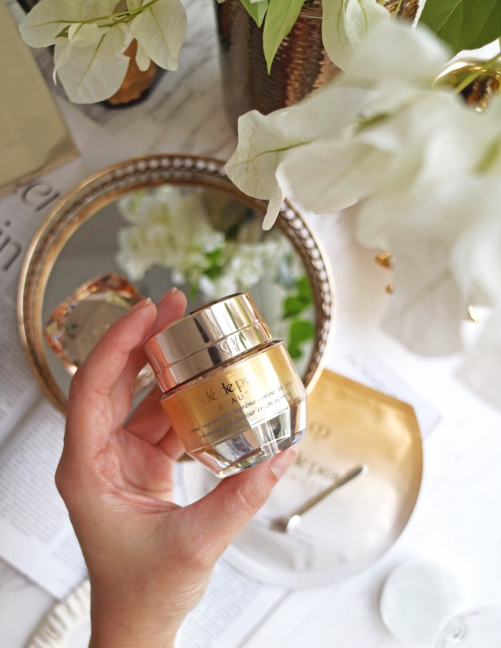 Cle de peau beaute eye cream