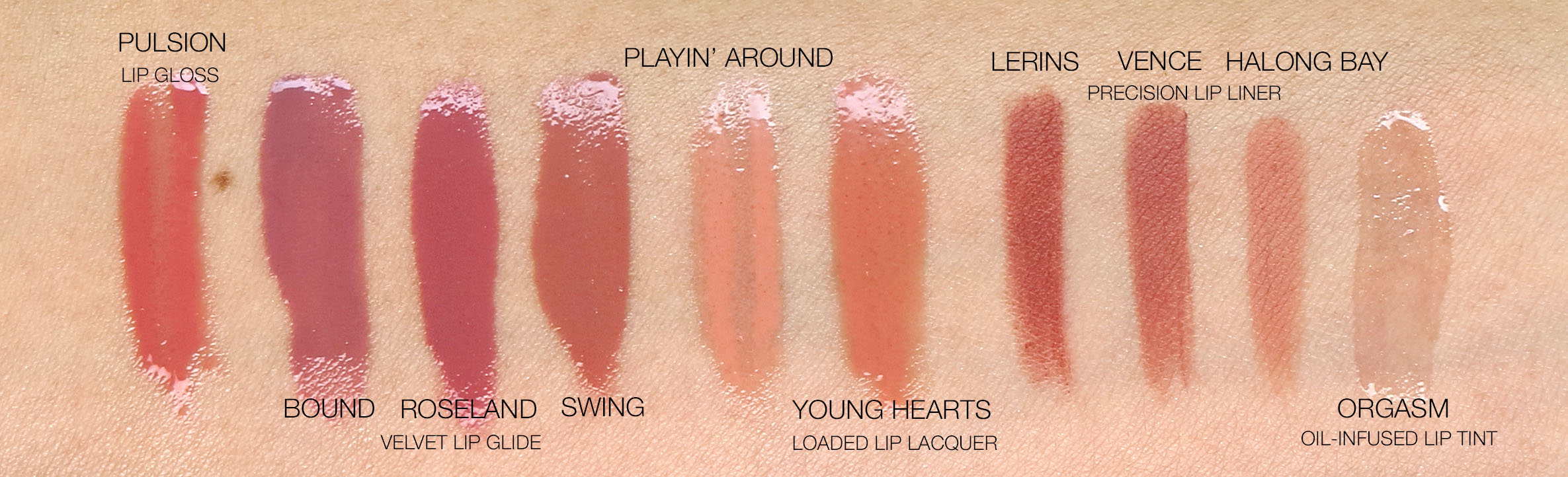 NARS Loaded Lip Lacquer