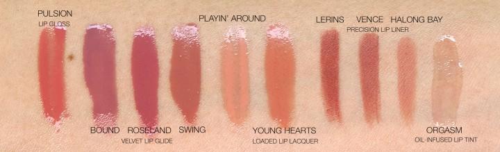 NARS Loaded Lip Lacquer